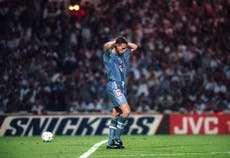 Euro 96 penalty miss 'irrelevant' ahead of England vs Germany, Gareth Southgate insists