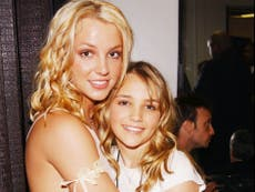 Jamie Lynn Spears assures fans that she supports Britney: 'I am only her sister who is only concerned about her happiness'