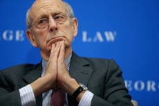 Democrats in limbo over Justice Breyer's future on Supreme Court