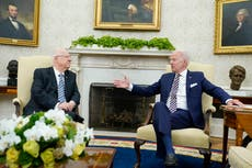 Biden tells Israel president he won't tolerate nuclear Iran