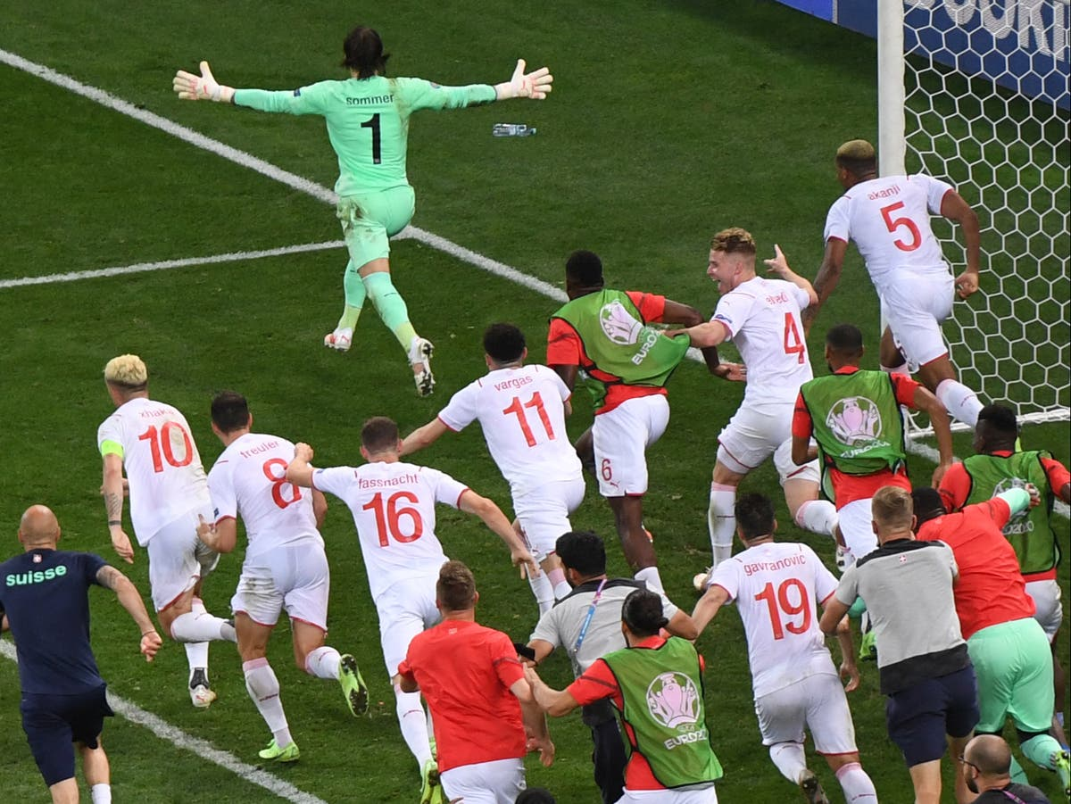 Five things we learned as as France crash out of Euro 2020 on penalties to Switzerland