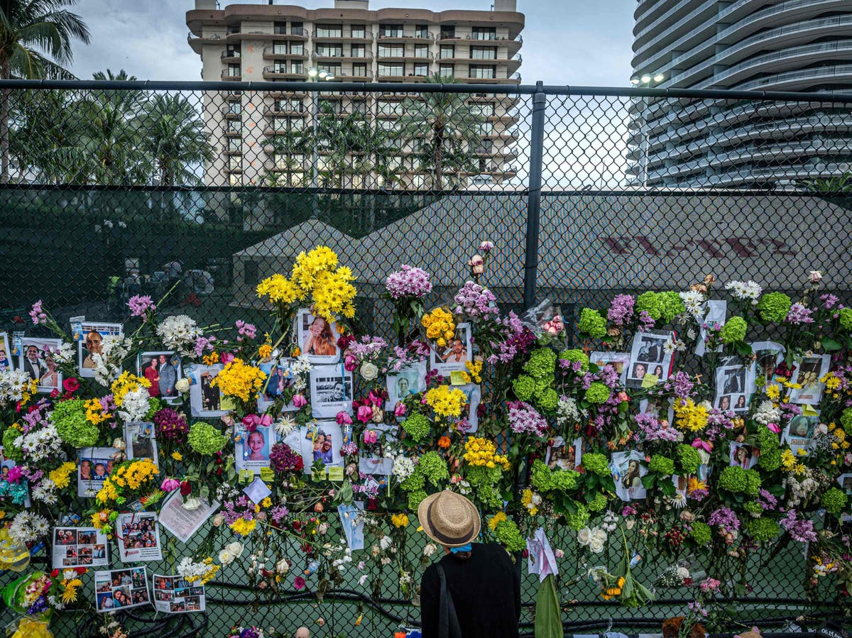 'I should have been there': Survivors of Miami building collapse tell of narrow escapes and survivor's guilt