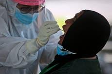 Red Cross warns Indonesia faces coronavirus catastrophe
