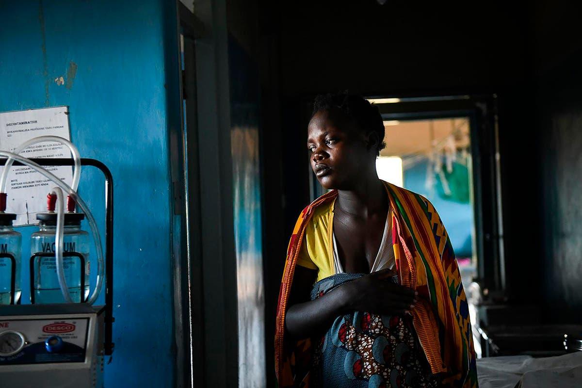 Fearing COVID, struggling Malawian women forgo prenatal care