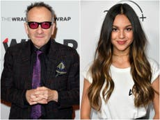 Elvis Costello defends Olivia Rodrigo amid plagiarism accusations: 'It's how rock and roll works'
