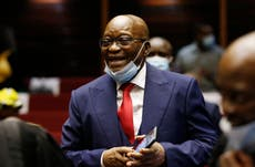 Jacob Zuma: Former South African president sentenced to 15 months in prison after snubbing corruption inquiry