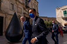 Pandemic points to need to work together as Italy hosts G-20