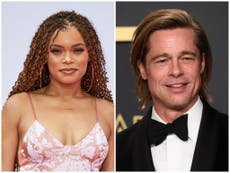 Andra Day responds to Brad Pitt dating reports