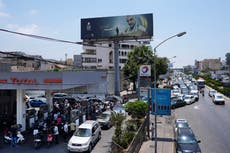 Lebanon increases fuel prices by more than 35% amid crisis