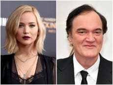 Quentin Tarantino nearly cast Jennifer Lawrence in Once Upon a Time in Hollywood but 'something didn't work'