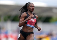 Dina Asher-Smith leads Team GB athletics squad selected for Tokyo Olympics