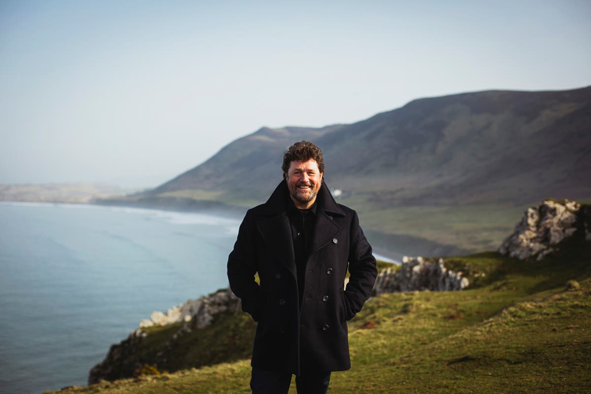 Michael Ball on Welsh women, fabulous family and being ready to set the theatre world alight once more