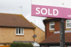 Average price tag on a home has increased by nearly £16,000 since stamp duty cut