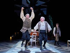 Bach & Sons review, Bridge Theatre: Simon Russell Beale was born to play the great composer