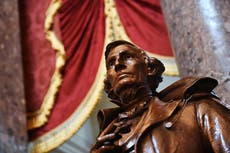 House to vote for removal of Confederate statues from Capitol