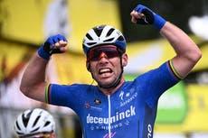 Tour de France LIVE: Mark Cavendish wins Stage 4 - result and latest reaction