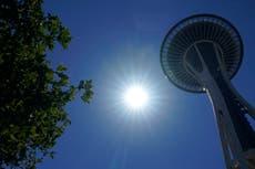 Blecautes ocorrendo em partes do noroeste dos EUA em meio a uma onda de calor