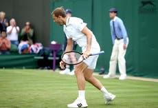 Dan Evans wants British tennis to stop celebrating valiant defeats at Wimbledon