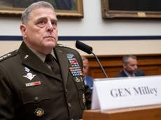 Trumpland's war on the military: Why the ex-president's followers have General Milley in their sights