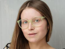 Jessie Cave: 'When you're grieving, you have horrible, unforgivable thoughts'