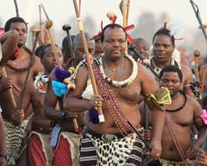 Eswatini imposes curfew to quell pro-democracy protests