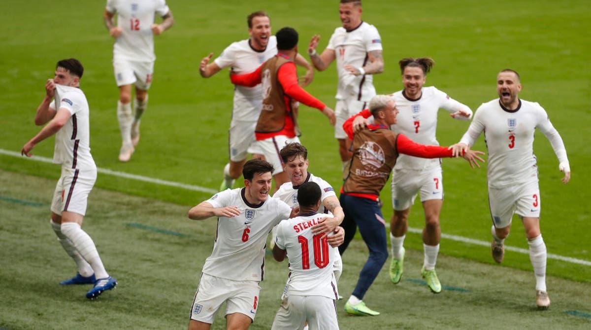 ユーロ 2020: When is England's quarter-final match and who will they play?