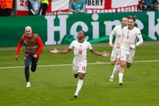 England vs Germany LIVE: Euro 2020 score, goals and latest updates