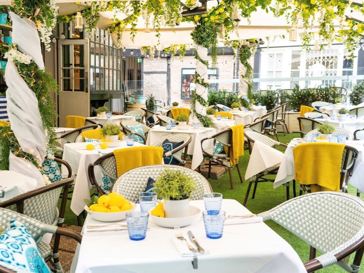 Missing the Amalfi Coast? Try eating here
