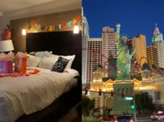 'Covid is not over': TikToker reveals how Vegas birthday trip left unvaccinated mother in ICU