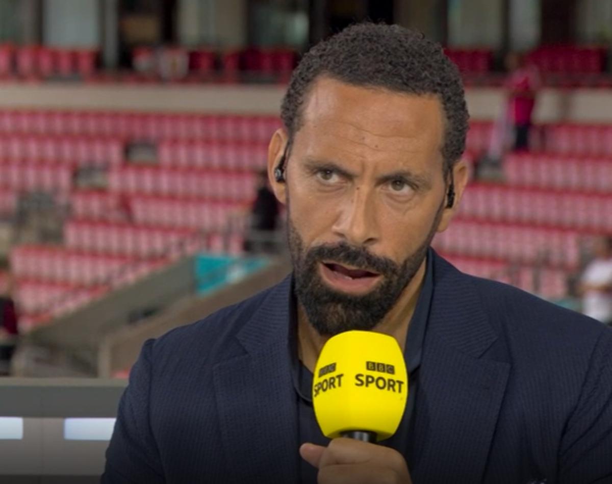 ユーロ 2020 ドイツに勝利した後の「イングランドのトーナメント」です, リオフェルディナンドは言います