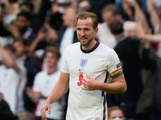 Harry Kane emerges from periphery to send England into ecstasy