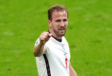 Harry Kane salutes 'perfect afternoon' as England focus on quarter-final date