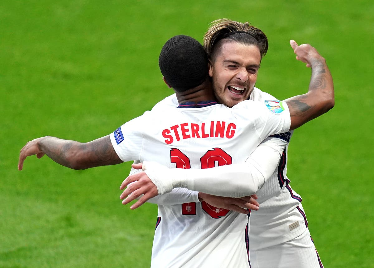 'I love it': Jack Grealish keen to reward his supporters with England goals