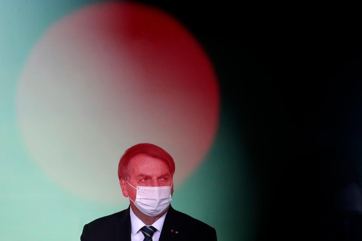 Brazil's Bolsonaro under fire after vaccine deal allegations