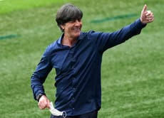 Joachim Low bows out as Germany boss on positive note despite England defeat