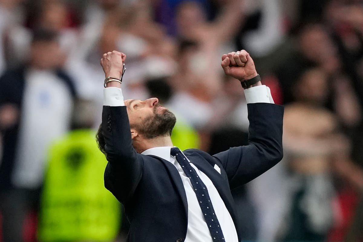 Gareth Southgate pays tribute to England's 'immense' players in win over Germany