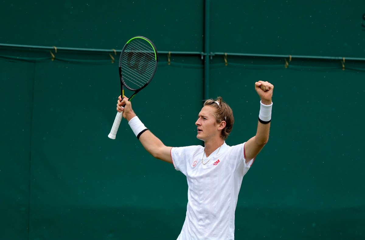 Sebastian Korda continues family dynasty with victory on Wimbledon debut
