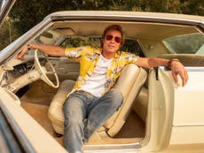 Once Upon a Time... in Hollywood: Quentin Tarantino novel reveals whether Brad Pitt's character Cliff Booth killed his wife