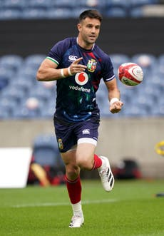 Jamie George believes Conor Murray will do an 'amazing job' as Lions captain