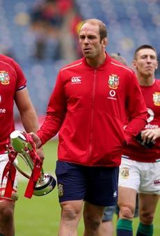 He's got more in the tank – Wayne Pivac backs Alun Wyn Jones to recover well