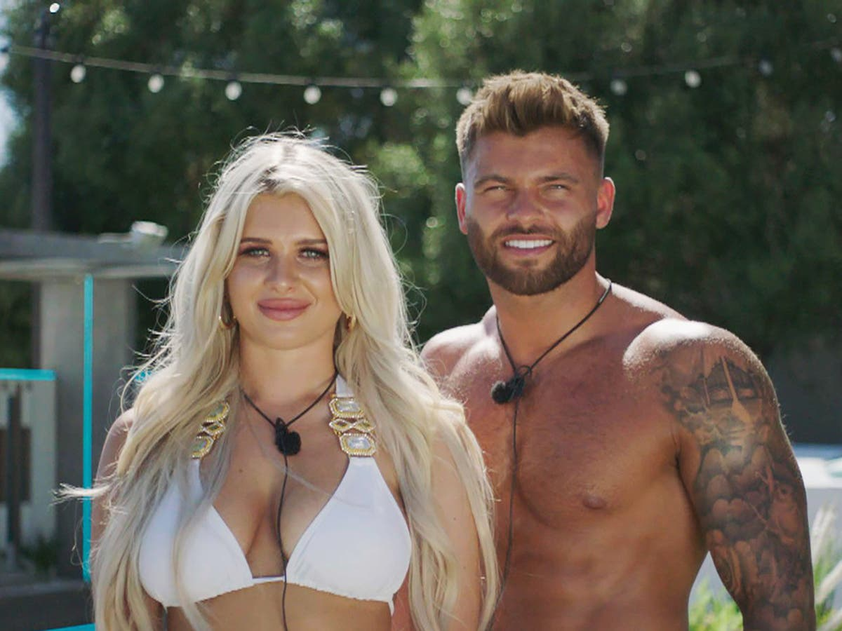 American Love Island fan goes viral for hilarious reaction to British adverts