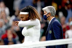 Serena Williams joins Wimbledon casualties as Ashleigh Barty powers through