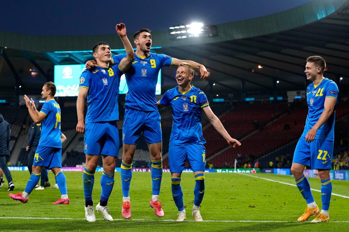 Ce que l'Angleterre peut attendre de l'Ukraine en Euro 2020 quart de finale