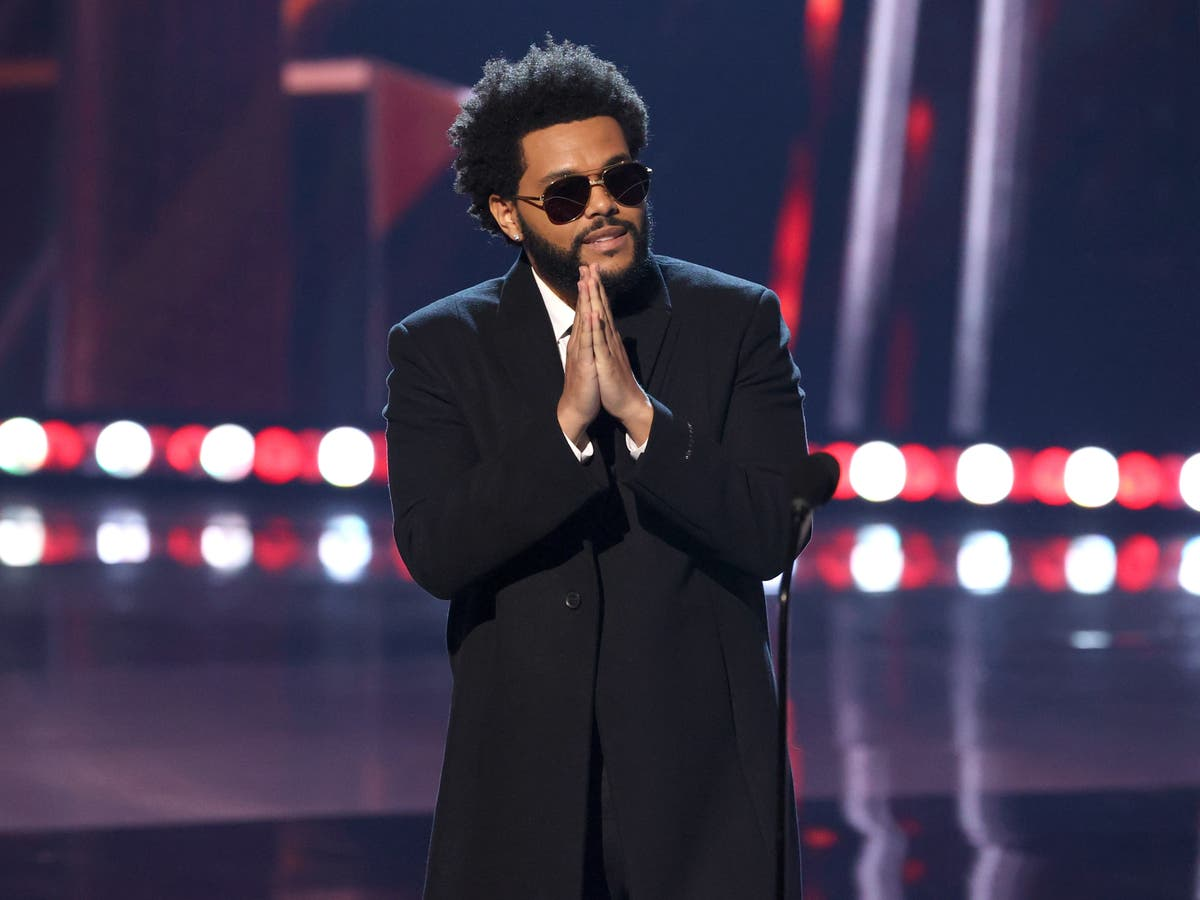 The Weeknd to co-write and star in new HBO Series with Euphoria creator