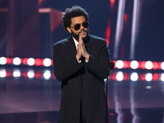 The Weeknd is developing a new HBO series with Euphoria creator Sam Levinson