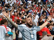 England's momentous victory awakens spirit and belief of a nation