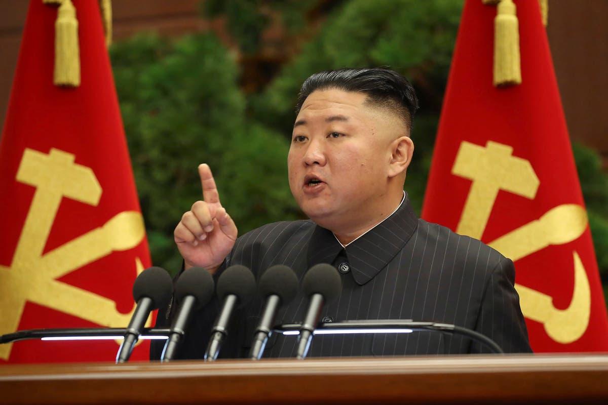 North Korea's Kim berates officials for 'grave' virus lapse