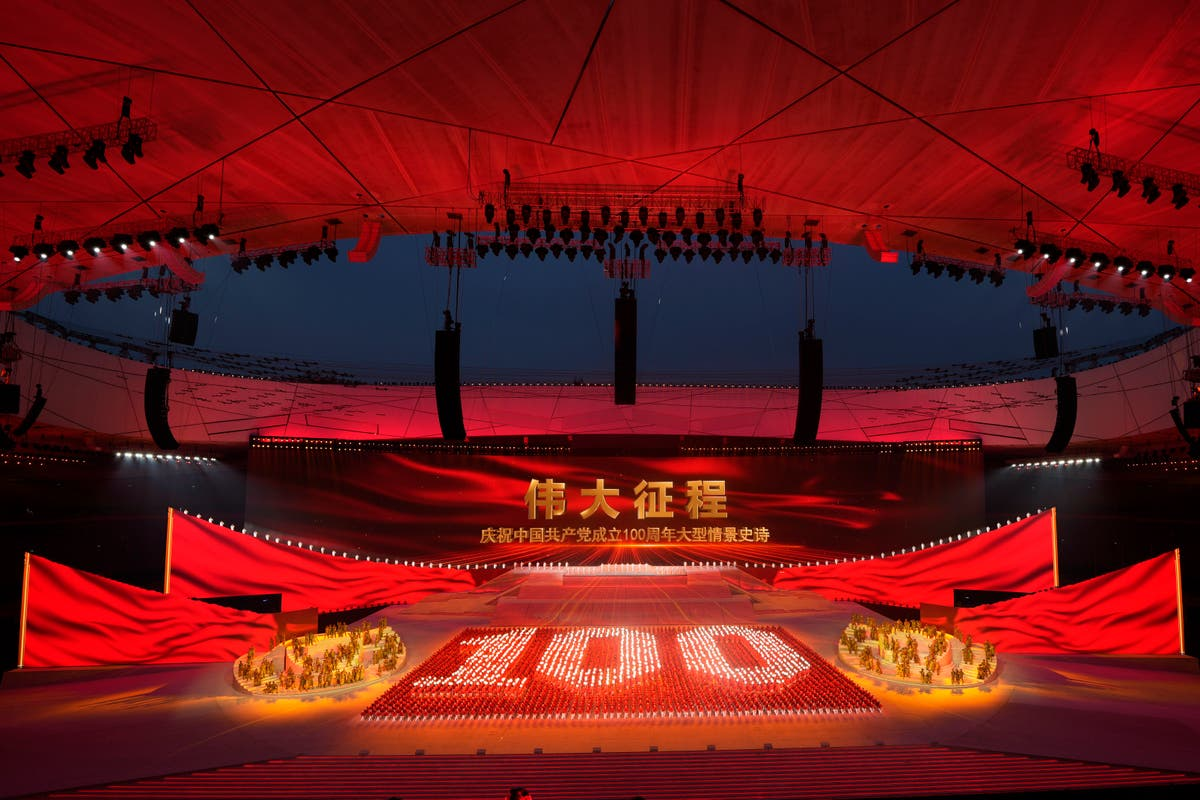 At 100, China's Communist Party looks to cement its future