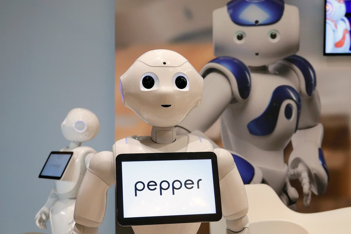 Japan's SoftBank says Pepper robot remains 'alive' and well