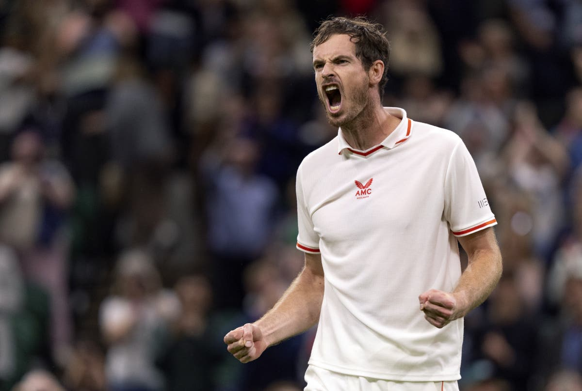 Wimbledon, dia três: Andy Murray heads the Britons in action at SW19